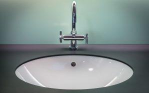 Piękne umywalki podblatowe