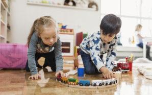 Dlaczego drewniane zabawki dla dzieci są takie ważne?