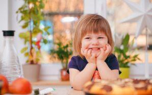 Dobre nawyki zdrowego przedszkolaka